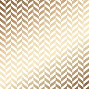 "Ацетатный лист ""Gold Foil Herringbone"" от American Crafts"