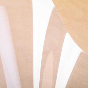 Ацетатный лист прозрачный 30.5 х 30.5 см