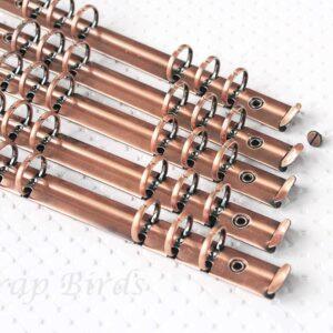 Кольцевой механизм бронза