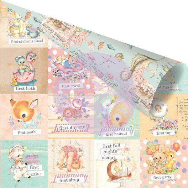Лист карточки Heaven Sent 2 от  Prima Marketing