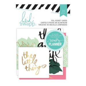 "Набор карточек ""Hello Beautiful Embellishments "" от Heidi Swapp"