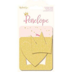 "Набор карточек ""Penelope Double-Sided Journal Cards"" от MME"