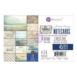 "Набор карточек ""St. Tropez 4*6"" от Prima Marketing"