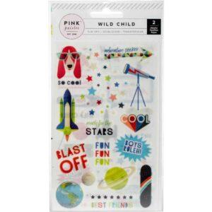 Натирки коллекции «Wild Child-Boy» от Pink Paislee