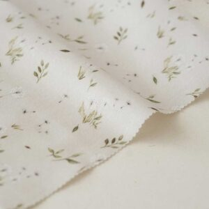 """Отрез ткани """"Forest story - Одуванчики"""" от Sisterscrap"""